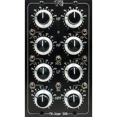 TK Audio TK-lizer 500 500 Series Dual Mono EQ
