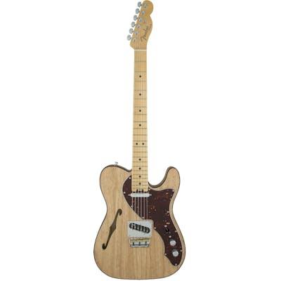Fender American Elite Tele Thinline MN in Natural
