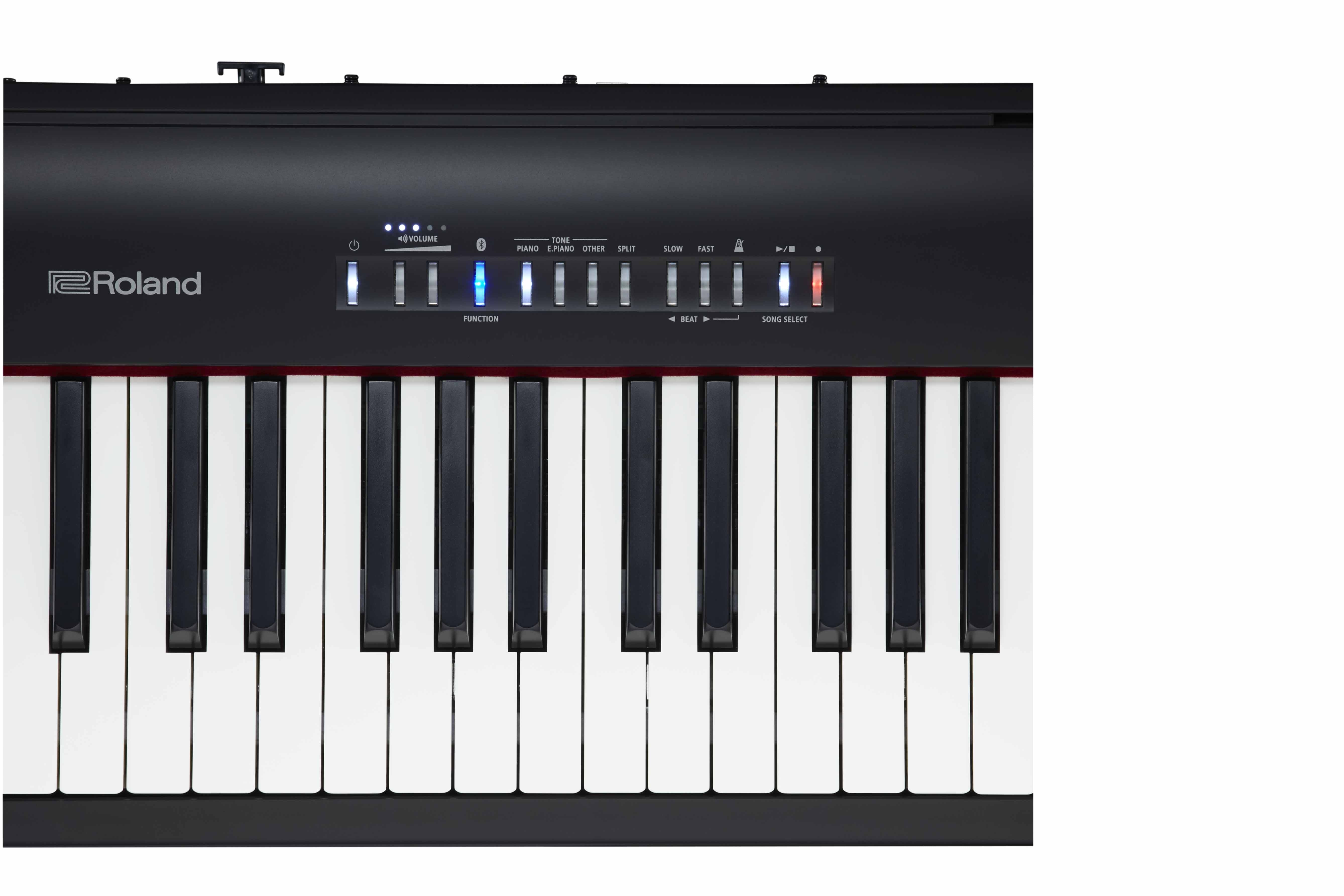Roland Fp30 Digital Portable Piano In Black Andertons Music Co
