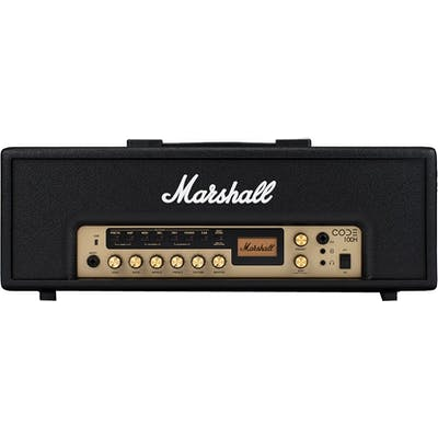 Marshall CODE100H Digital Amp Head