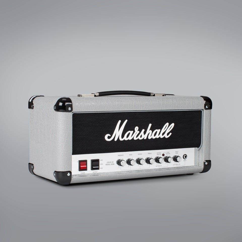 Marshall 2525H Mini Silver Jubilee 20 Watt Head - Andertons Music Co. ef24c5796431f