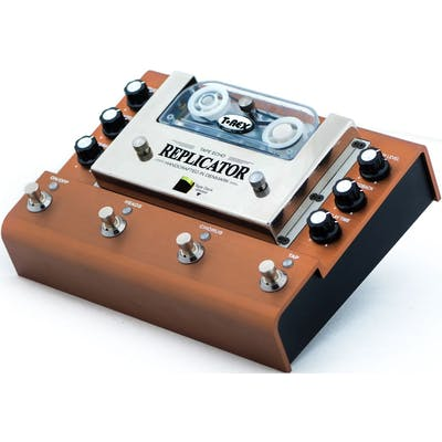 T Rex Replicator Pedal For True Analogue Tape Echoes