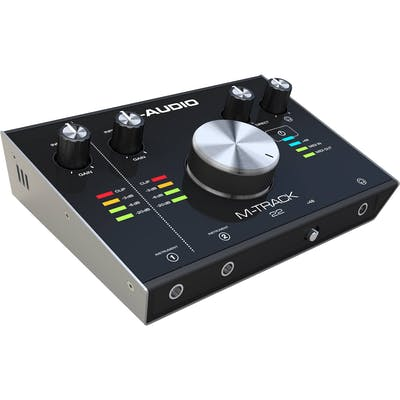 M Audio M-Track 2X2M USB-C Audio Interface w/ MIDI