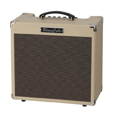 Roland Blues Cube Hot 30W Combo Amp in Vintage Blonde
