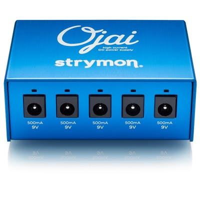 Strymon Ojai Effect Pedal Power Supply - 5 x 9V Ouputs