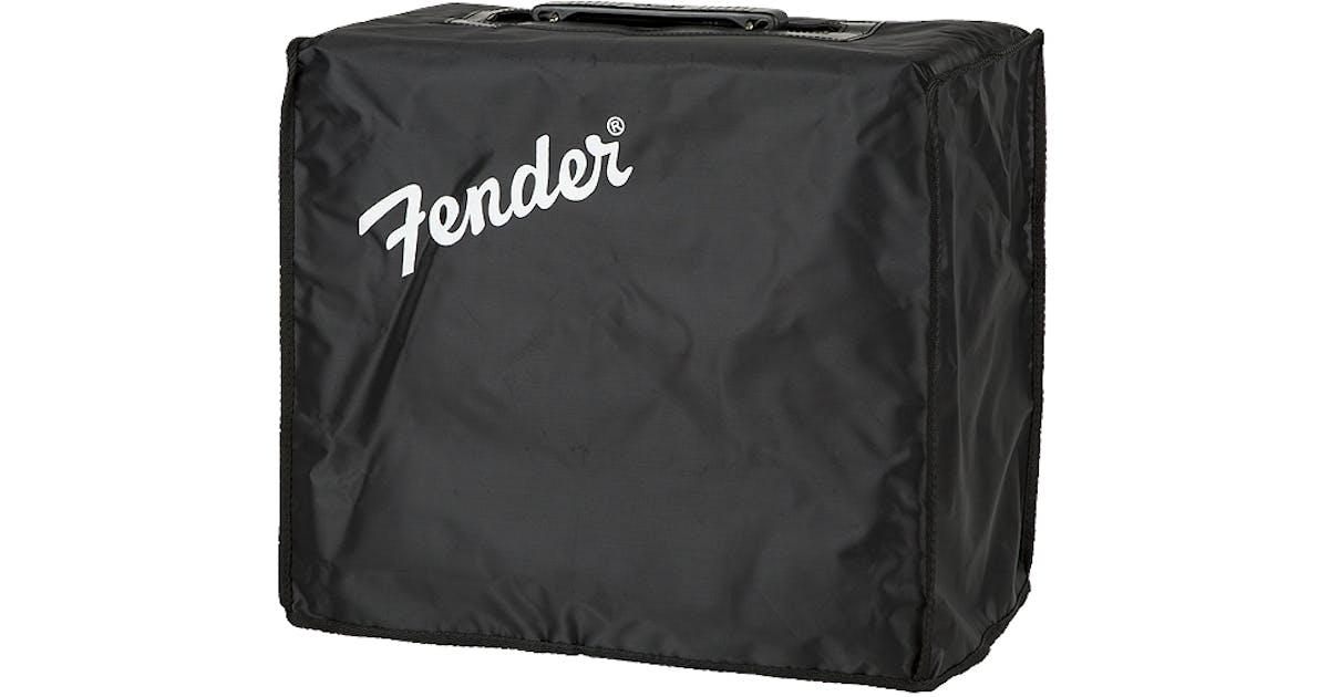 fender blues junior amp cover black andertons music co. Black Bedroom Furniture Sets. Home Design Ideas