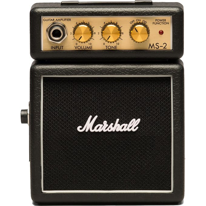 Marshall MS2 Micro Stack Amp - Andertons Music Co