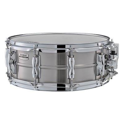 Yamaha Recording Custom Steel Snare 14x5.5
