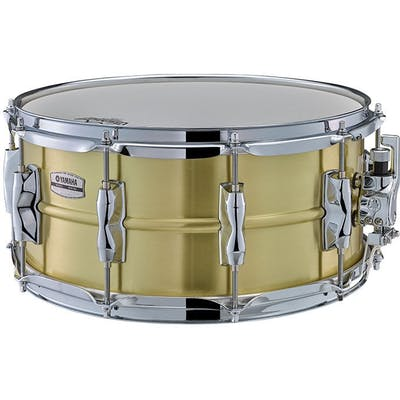 Yamaha Recording Custom Brass Snare 13x6.5