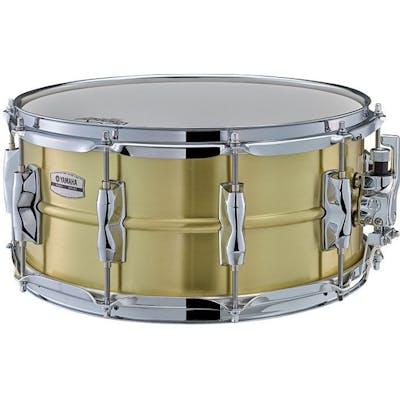 Yamaha Recording Custom Brass Snare 14x6.5