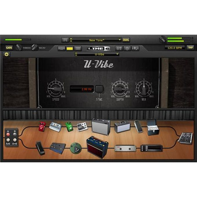 Line 6 Pod Studio GX - Andertons Music Co