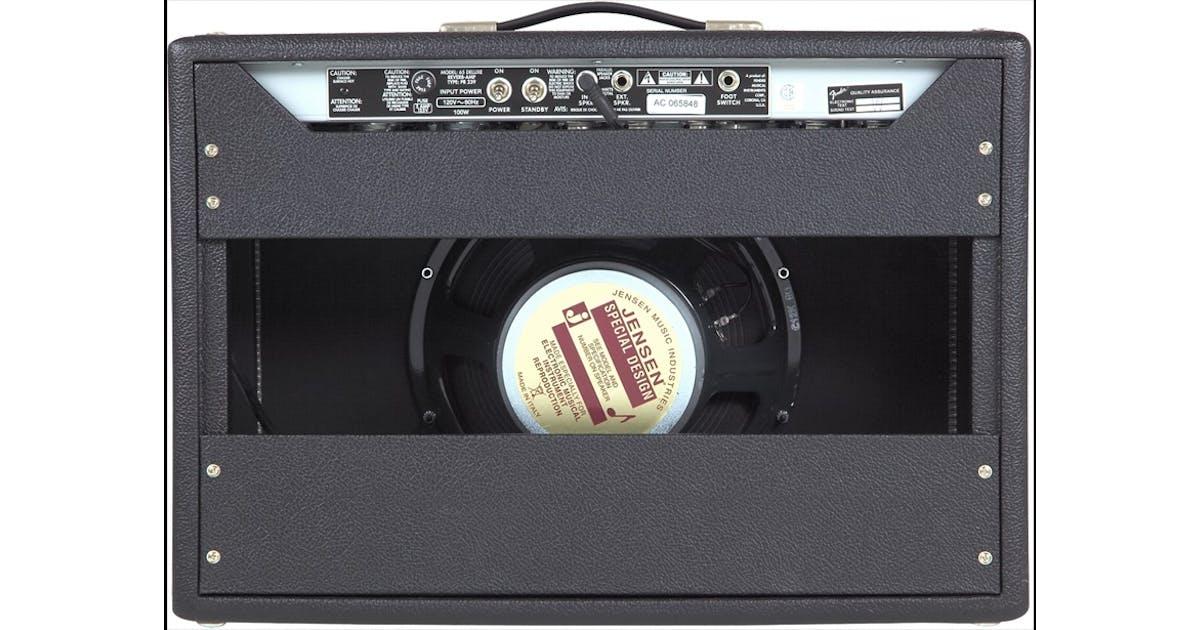 fender vintage reissue 65 princeton reverb amp andertons music co. Black Bedroom Furniture Sets. Home Design Ideas