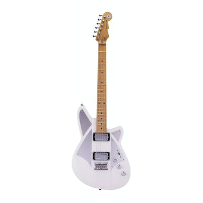 Reverend Billy Corgan COR Guitar in Satin Pearl