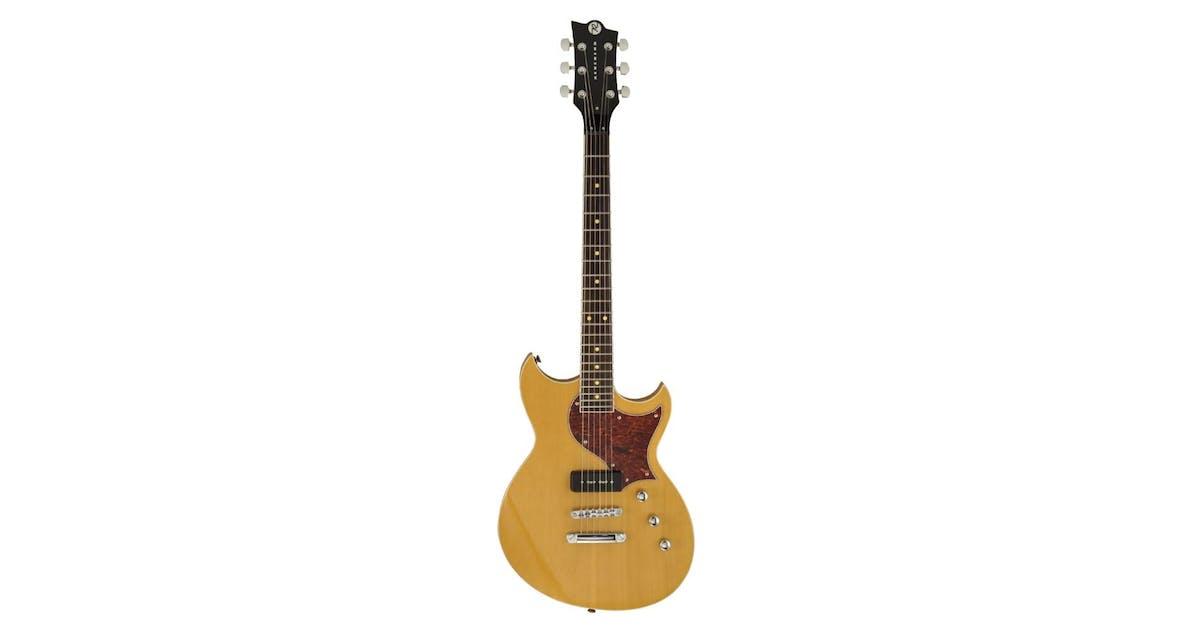 reverend sensei jr senjr guitar in vintage clear andertons music co. Black Bedroom Furniture Sets. Home Design Ideas