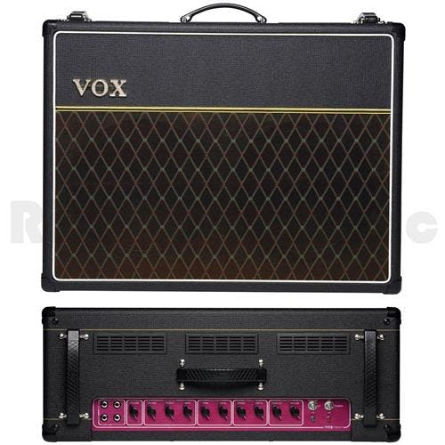 ac30. vox ac30 custom with celestion greenback speakers ac30