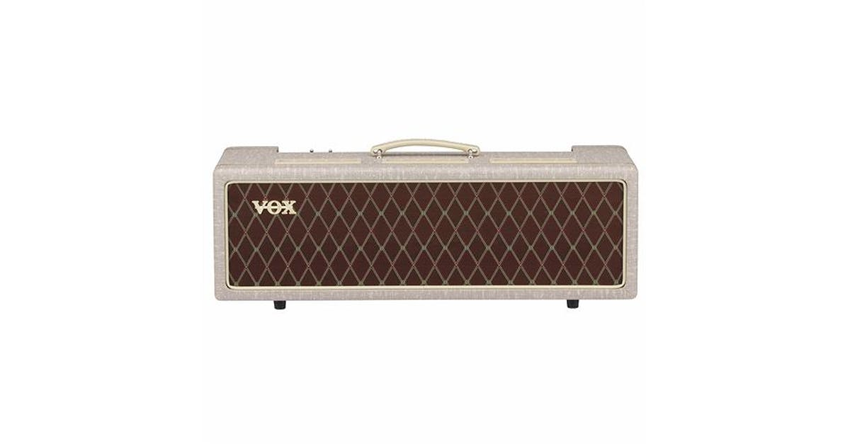 vox hand wired ac30 head andertons music co. Black Bedroom Furniture Sets. Home Design Ideas