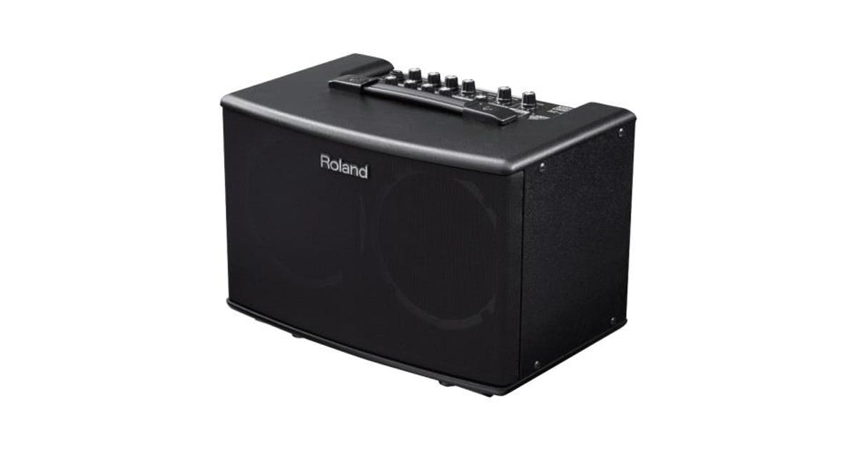 Roland AC40 Acoustic Chorus Guitar Amplifier - Andertons Music Co
