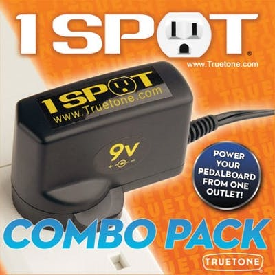 True Tone 1 Spot 9v Combo Pack with Adaptors