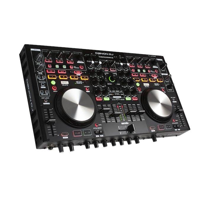 Denon MC6000 MKII Pro Digital USB DJ Mixer & Controller