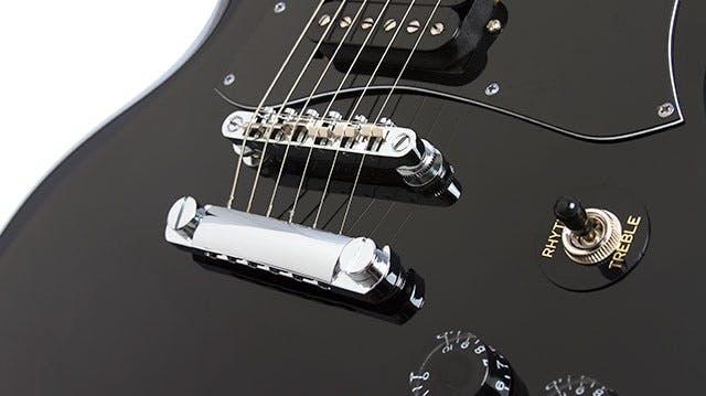 Ebony Epiphone G-310 Electric Guitar