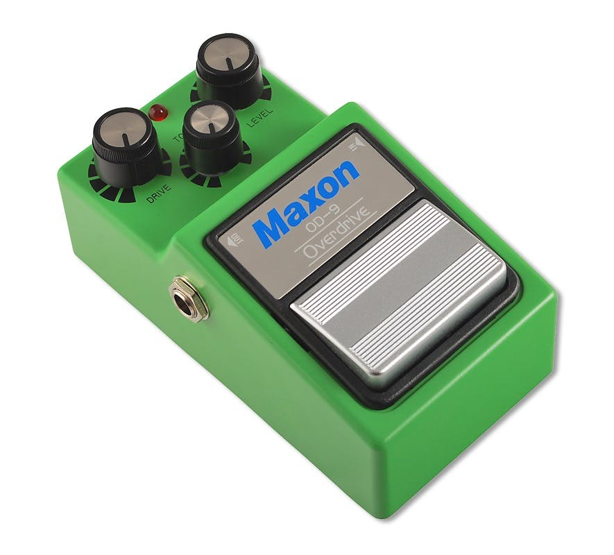 Maxon OD-9 Overdrive Pedal - Andertons Music Co