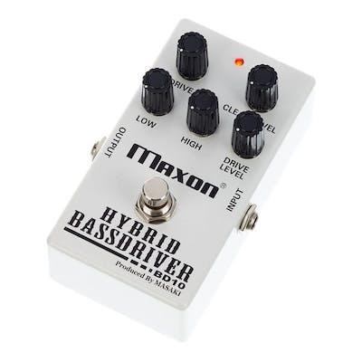 Maxon BD-10 Hybrid Bass Driver Pedal