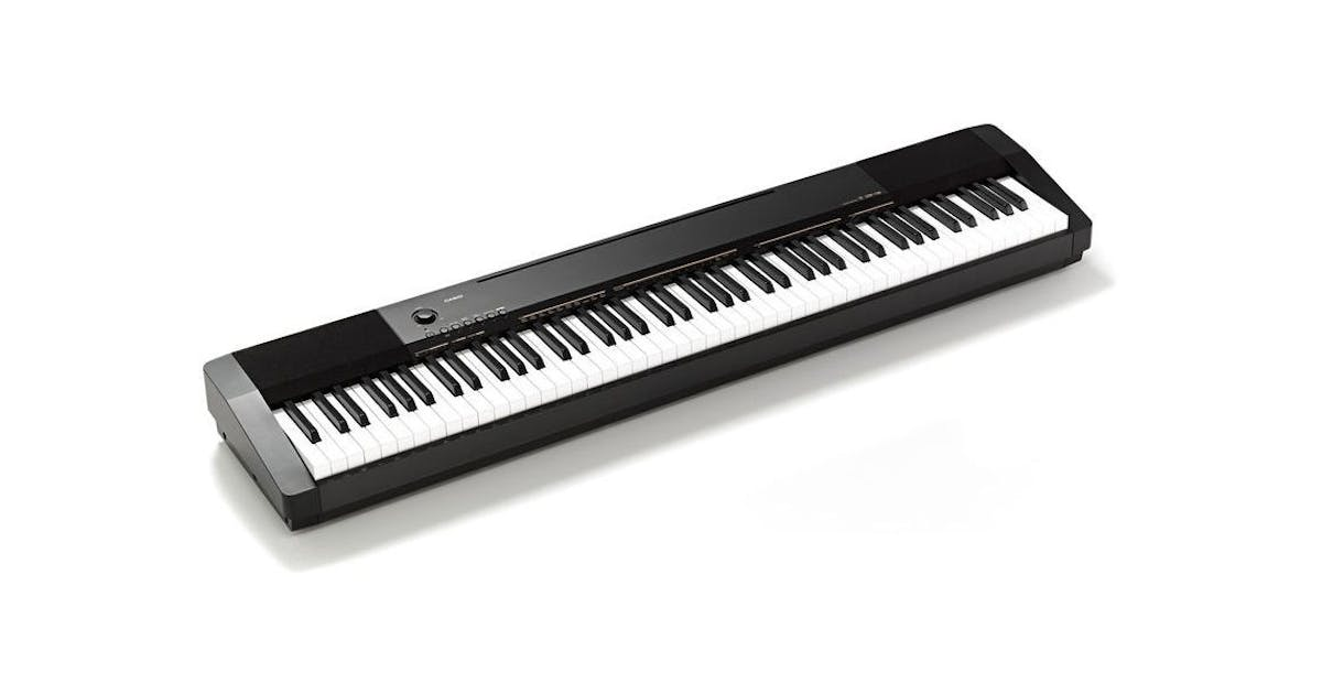 casio cdp 130 portable digital stage piano andertons music co. Black Bedroom Furniture Sets. Home Design Ideas