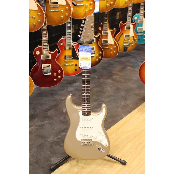 Second Hand Fender American Vintage '65 Strat )Shoreline Gold