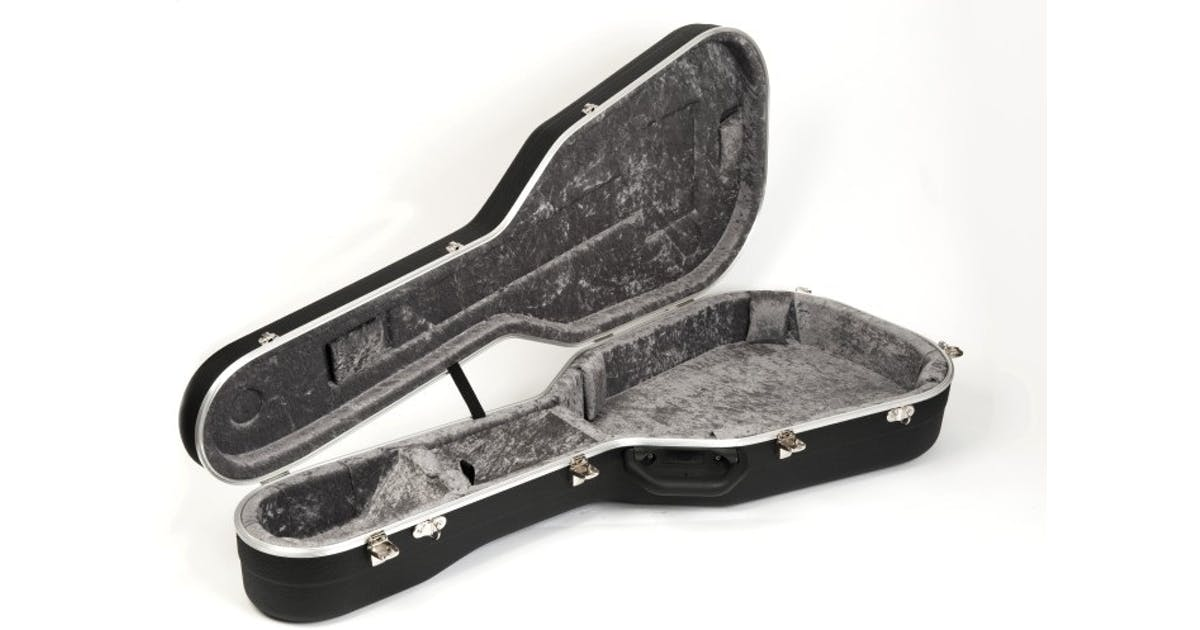 hiscox pro ii hard case to fit 000 0m shape guitars andertons music co. Black Bedroom Furniture Sets. Home Design Ideas