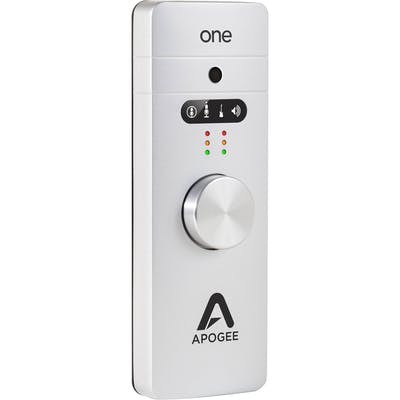 Apogee ONE USB 2 IN x 2 OUT USB Audio Interface/Microphone