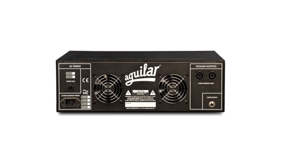 aguilar db751 bass amp head andertons music co. Black Bedroom Furniture Sets. Home Design Ideas
