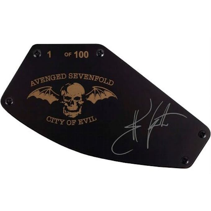 Schecter Synyster Gates Commemorative C-1 FR 'City of Evil