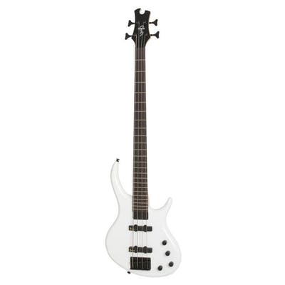 Epiphone Toby Standard - IV Bass in Alpine White