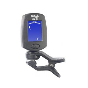 Stagg CTU-C8 Automatic Chromatic Clip-On Tuner - Andertons