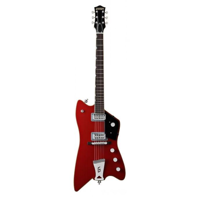Gretsch G6199 Billy Bo Jupiter Thunderbird In Firebird Red