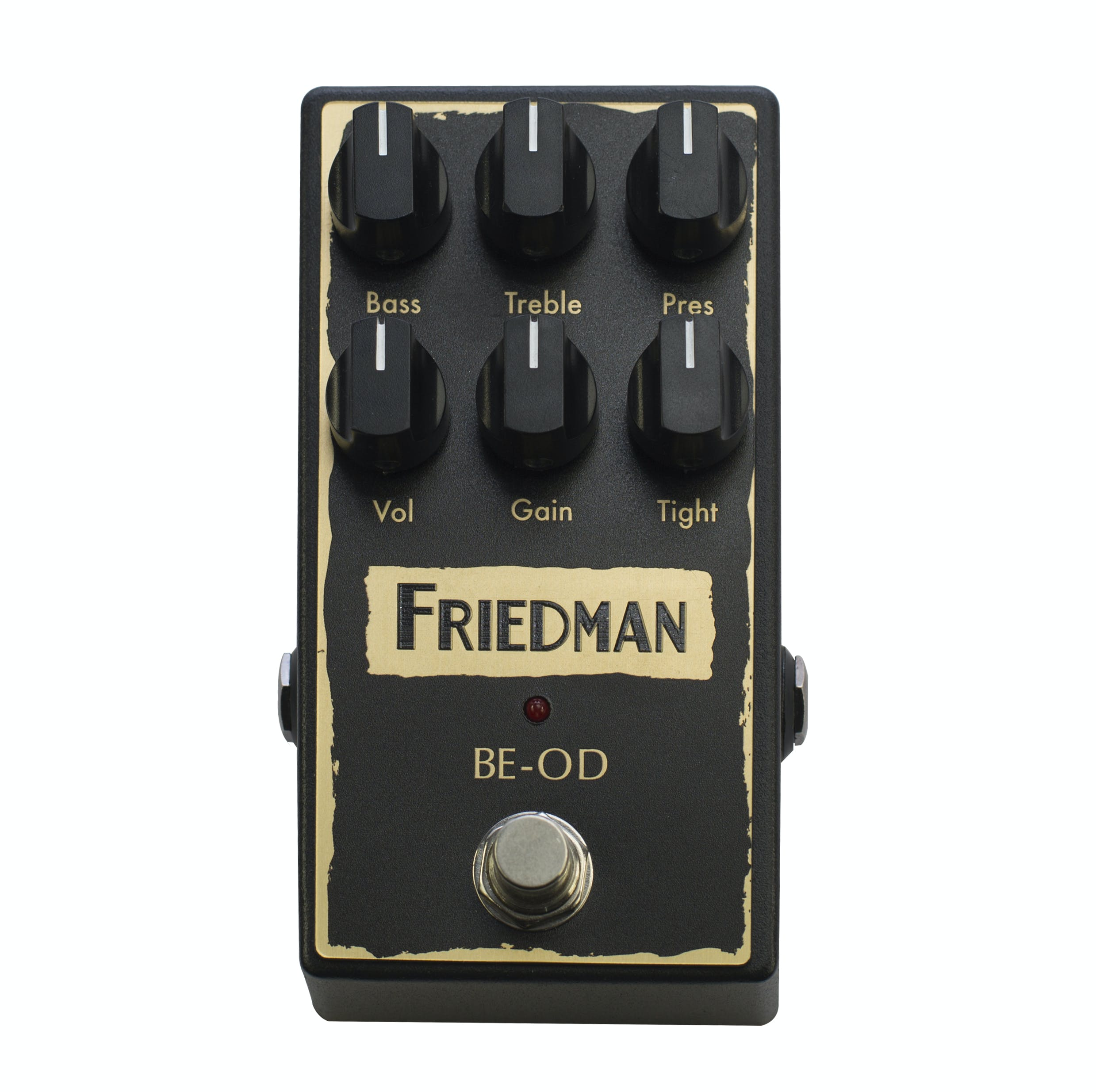 Friedman BE OD Overdrive Pedal Andertons Music Co
