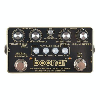 Dawner Prince Boonar Multi Head Drum Echo Rec Pedal