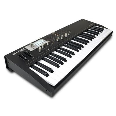 Ltd Edition Black Waldorf Blofeld Keyboard Synth