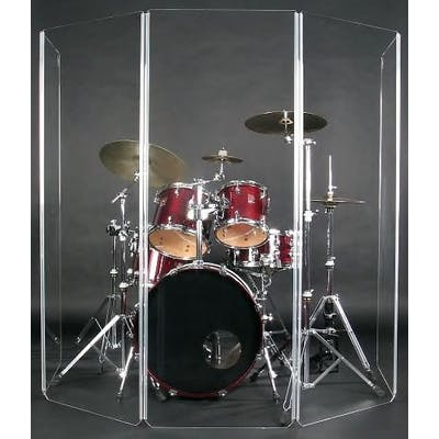 Universal Acoustics Galaxy Panoramic Acrylic Drum Screen