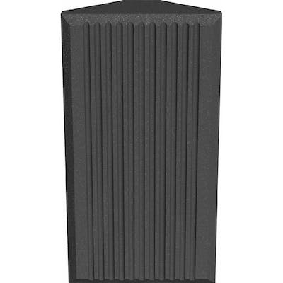 Universal Acoustics Jupiter Bass Trap-600mm Charcoal - Pack of 4