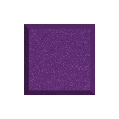 Universal Acoustics Jupiter Wedge 600-50mm Purple - Pack of 10