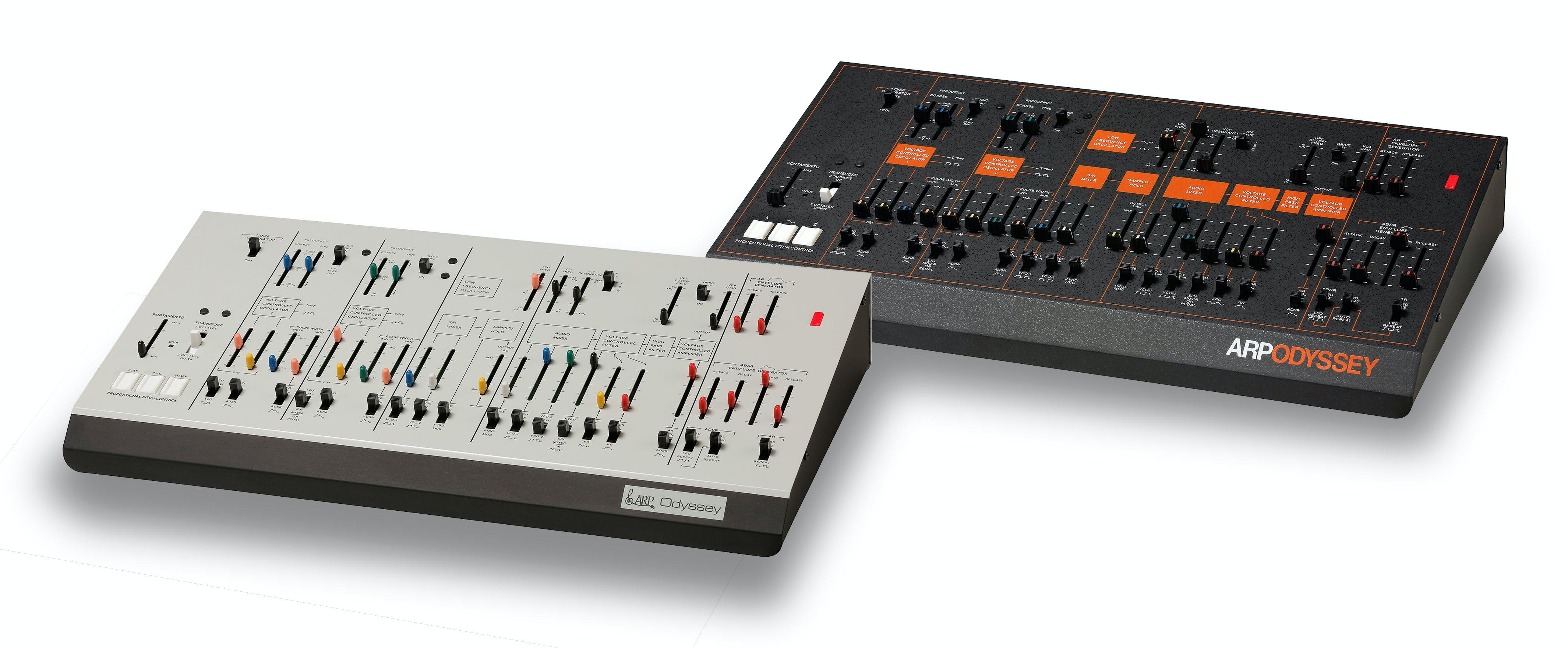 Korg Arp Odyssey Rev1 Duophonic Synthesizer Module