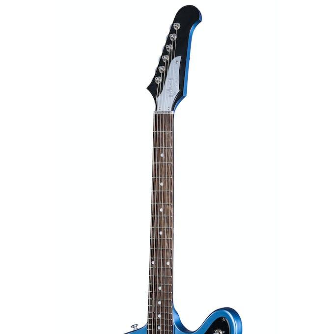 Gibson USA Firebird HP 2017 Pelham Blue - Andertons Music Co