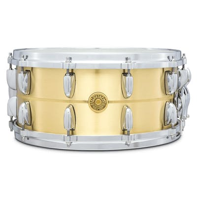 Gretsch USA Bell Brass 14x6.5 Snare