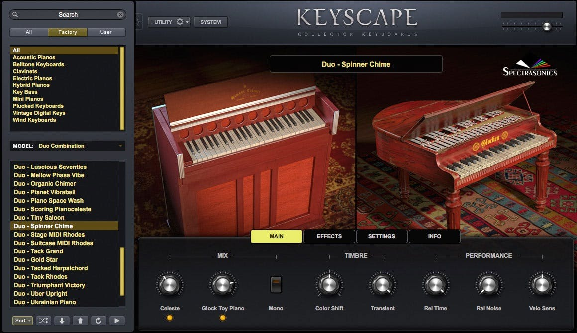 Spectrasonics Keyscape - Andertons Music Co