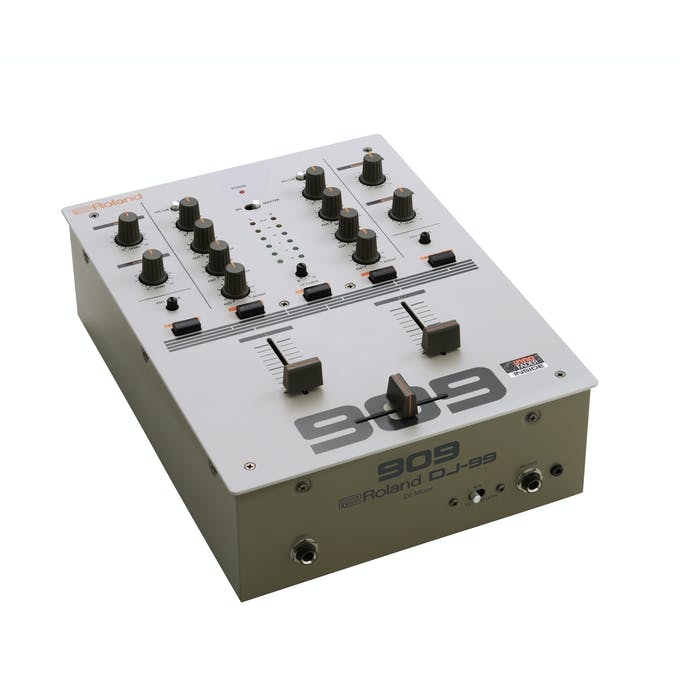 Roland DJ 99 - 909 Branded 2 Channel Mixer - Andertons Music Co