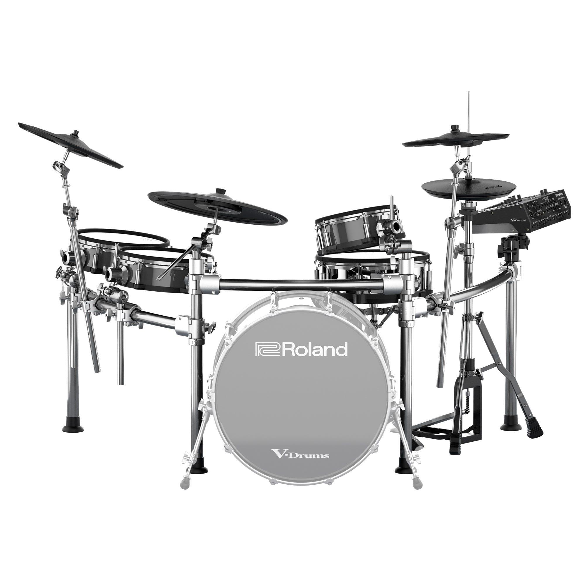 roland td50kv flagship electric v-drum kit