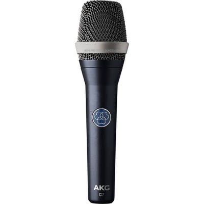 AKG C7 Reference Condenser Vocal Mic