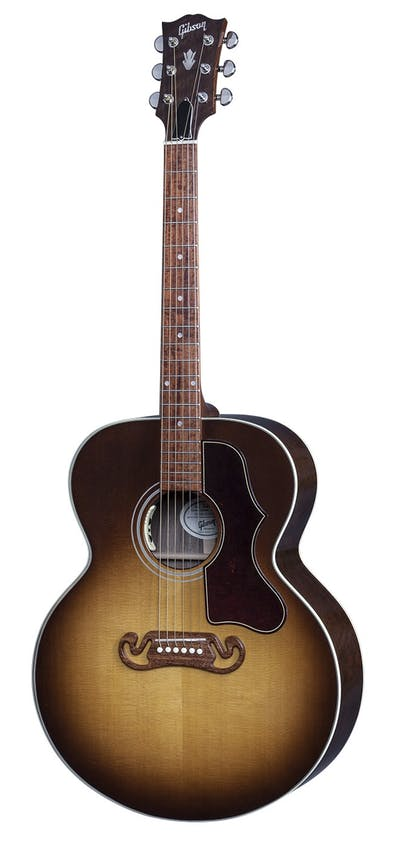 dating gibson j 45 The gibson j-45 has been a favorite with players and collectors since its debut in 1942, although its roots can be traced back ten years earlier with the unveiling of the martin guitar company's dreadnought series the martin d series quickly became popular with players because of the increased.