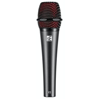 sE Electronics V3 Super-cardioid Dynamic Stage Mic